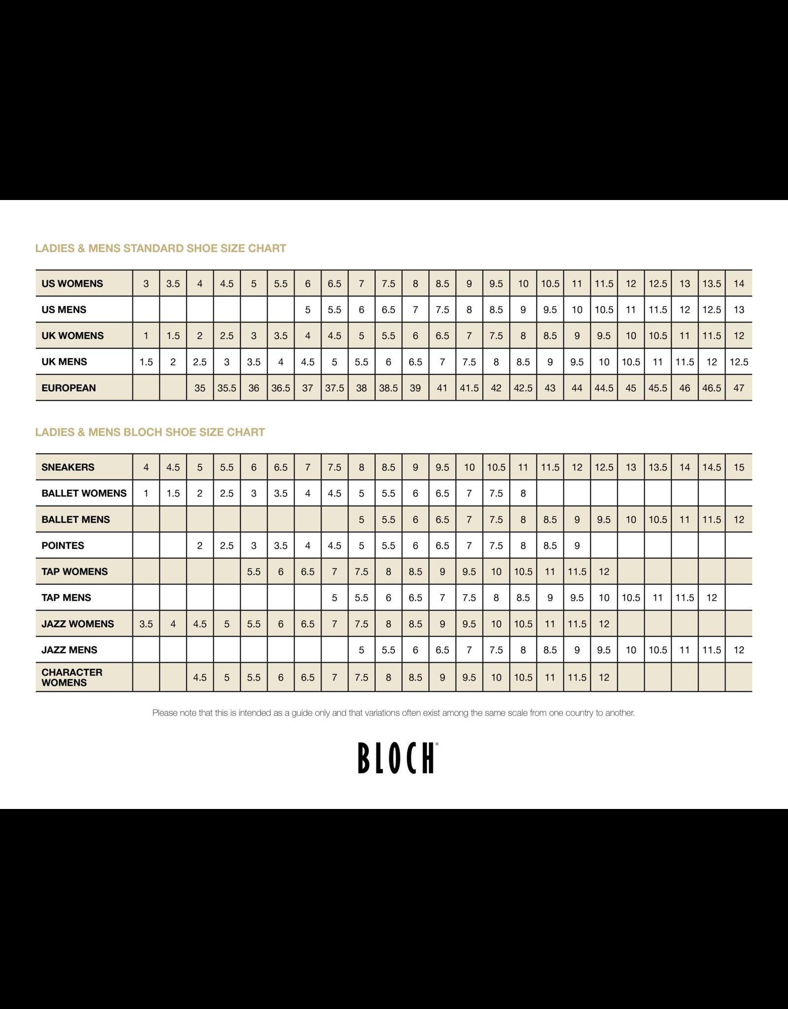 Bloch / Mirella Jazz Tap (301L)