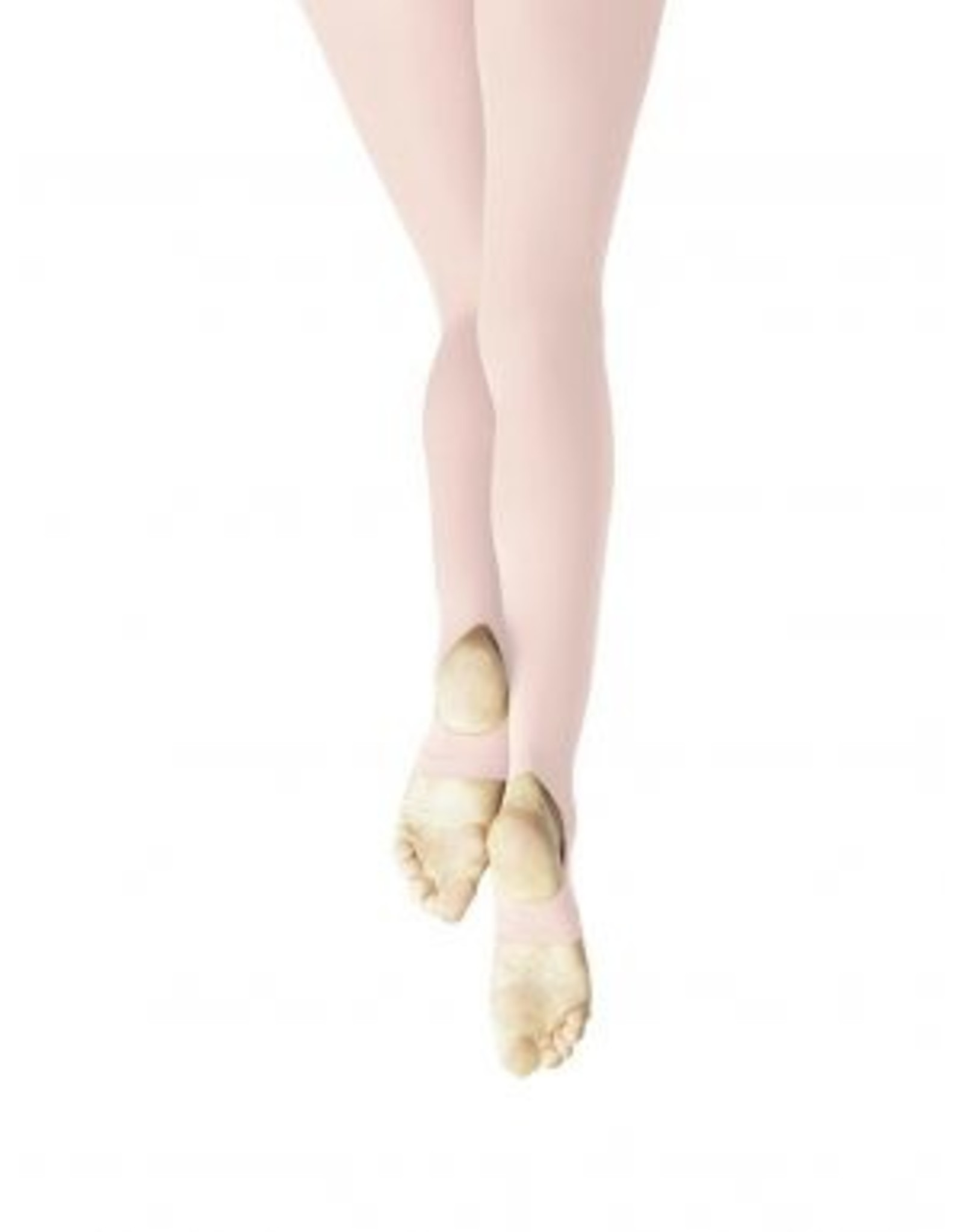 Capezio / Bunheads Children's Ultra Soft Stirrup Tights (1961C) - 8-12
