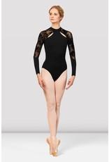 Bloch / Mirella Zip Back Long Sleeve Leo (L7839)