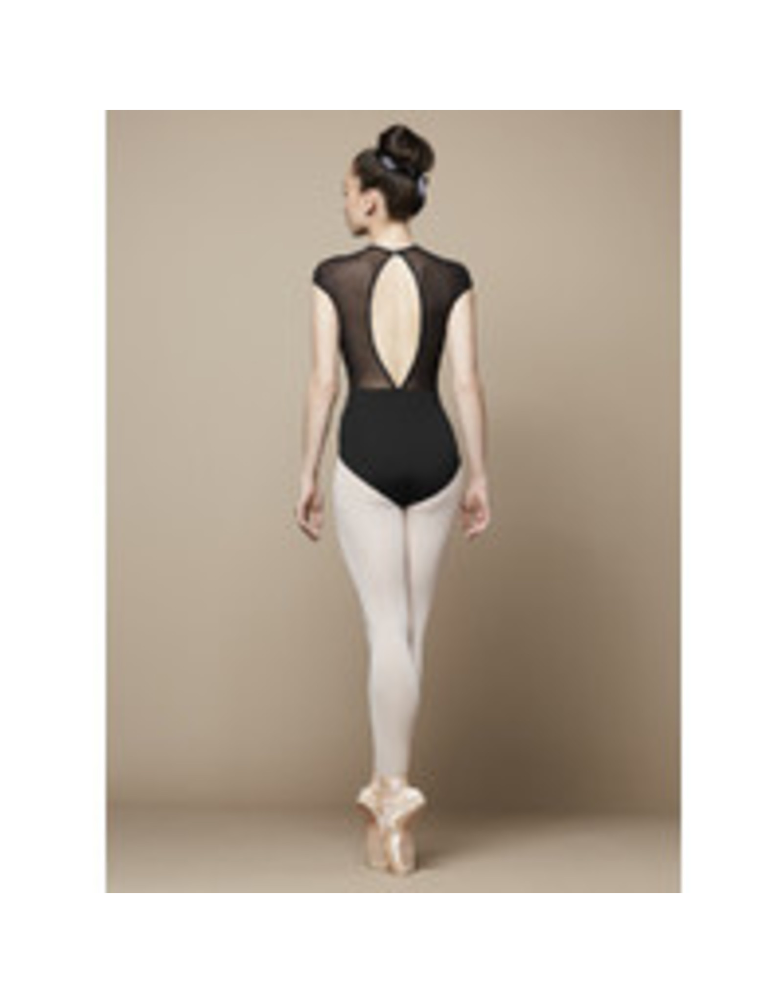 Bloch / Mirella Open Back Cap Sleeve (L9862)