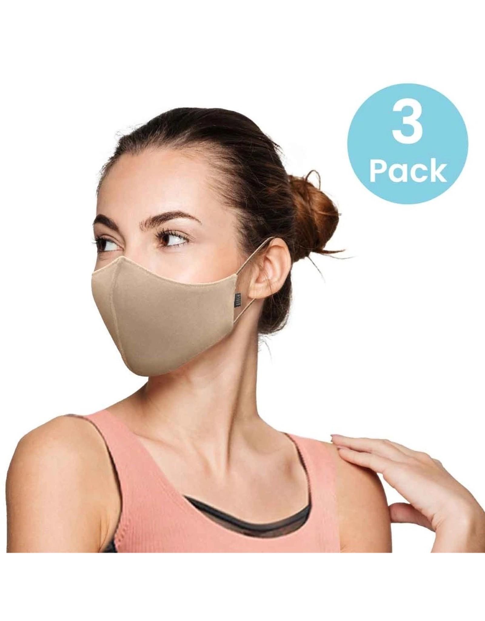 Bloch / Mirella Face Mask - 3 Pack (A001)