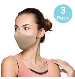 Bloch / Mirella Face Mask - 3 Pack (A001)