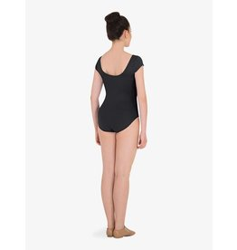 Body Wrappers Cap Sleeve Leotard (BWP020)