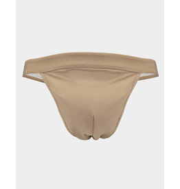 Bloch / Mirella Men's narrow elastic dance belt Nude (B3914)