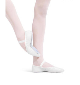 Bloch / Mirella Dansoft - Unisex Adults (205L) White
