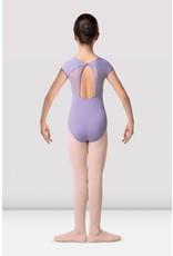 Bloch / Mirella Mesh Back Cap Sleeve (M1539C)
