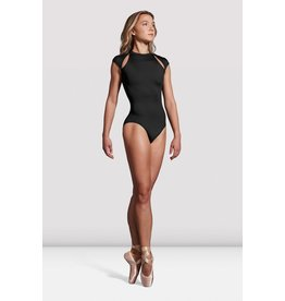 Bloch / Mirella Open Back Cap Sleeve (MB7226)