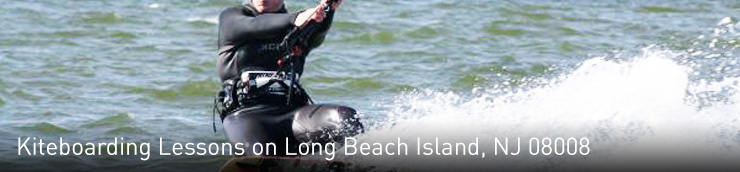 Kitesurfing Lessons on LBI, NJ 08008