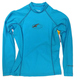 Victory Island Surf & Sail Womens L/S Rash Guard