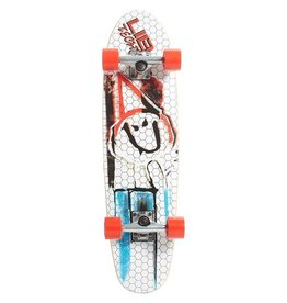 "Lib Tech Poly Skateboard Complete 8.0"" X 30"