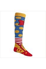 Burton Mens Clown Shoes Party Socks