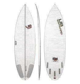 Lib Tech Bowl Thruster SurfBoard