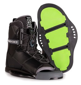 Liquid Force Transit 10-12 Wakeboard Binding