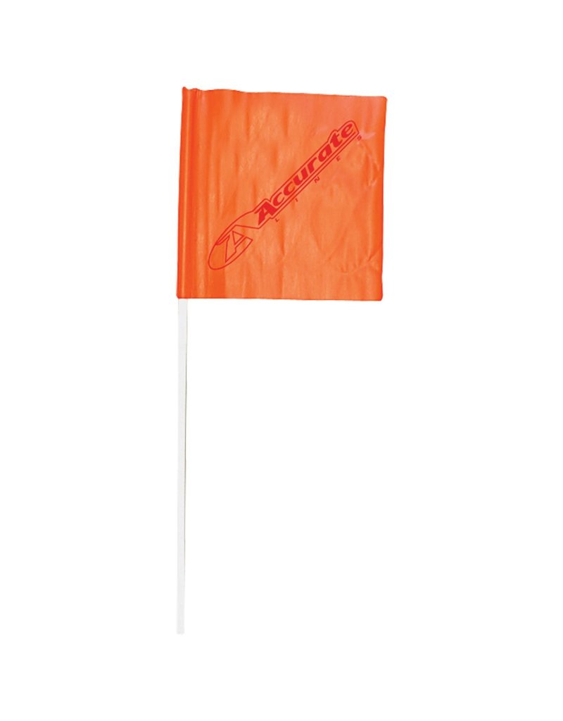Skier Down Flag with Suction