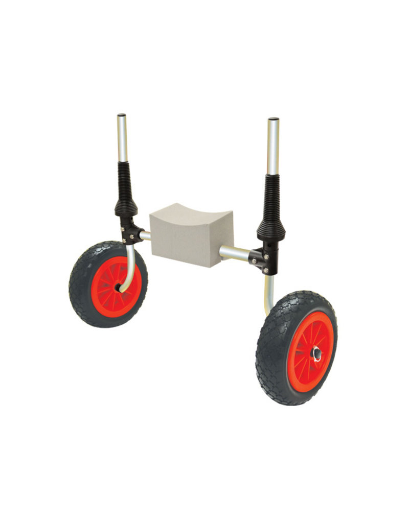 Malone Xpress Scupper Kayak Cart w/ No-Flat Tires