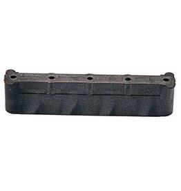 Chinook 5-Hde Footstrap Insert Black