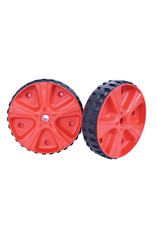"Malone Airless No Flat TRX Wheels 3"" x 10"""