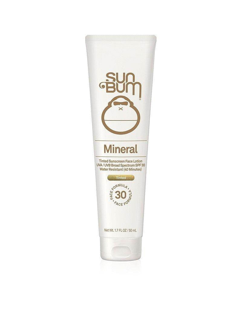 SunBum SPF 30 Tinted Face Lotion