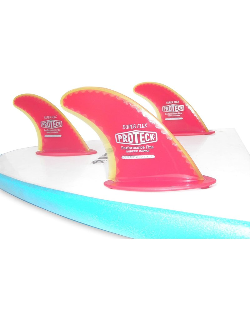 Surf Co. Thruster Protech Safety Fins
