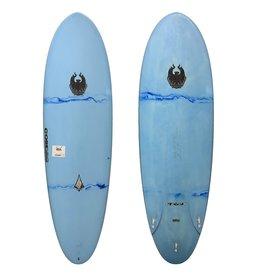 "Cannibal CoreVac Composites Surfboard 8'6"" Bonzer"