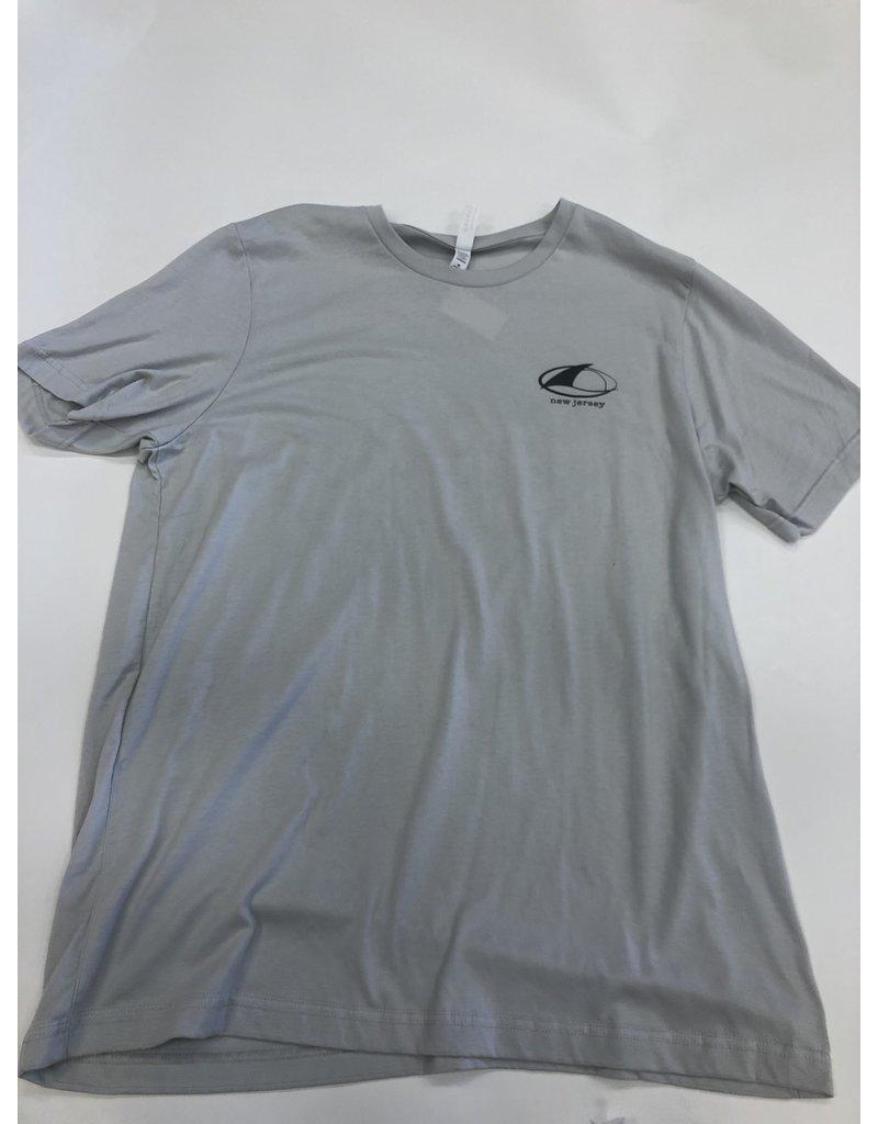 Chicks Clothing Island Surf and Sail NJ Tee Shirt