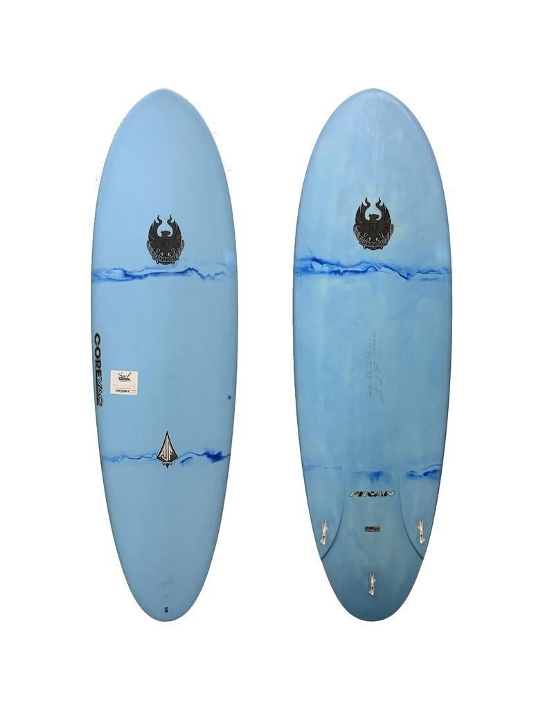 "Cannibal CoreVac Composites Surfboard 6'8"" Bonzer"