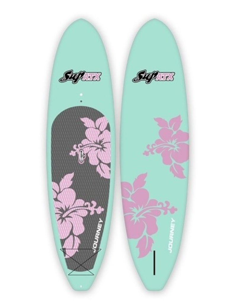 """SUP ATX Journey 10'6""""x 32"""" Teal"""
