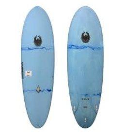 "Cannibal CoreVac Composites Surfboard 7'6"" Bonzer"
