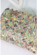 1990's Mini Comic Strip Clutch