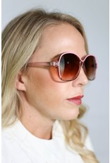 1980's Pink Sunglasses