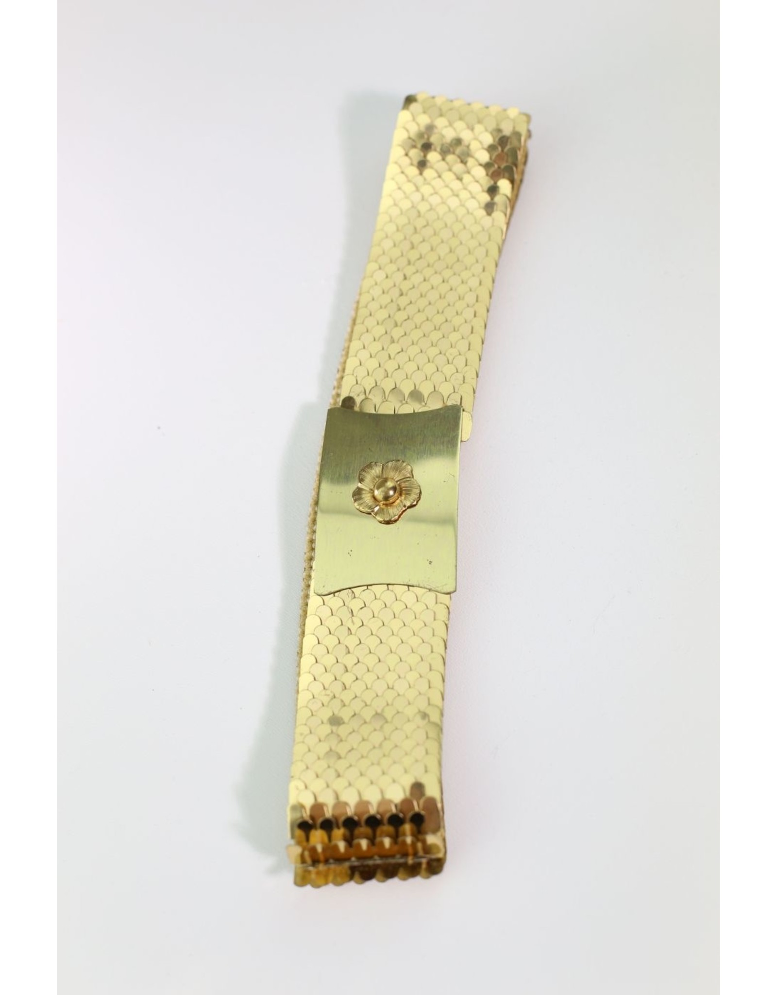 1940's Gold Scale Belt