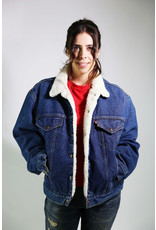 1950's Levi's Custom Sherpa Coat