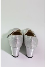 1960's Silver Colonial Pumps