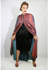 Turn of the Century Long Victorian Cape