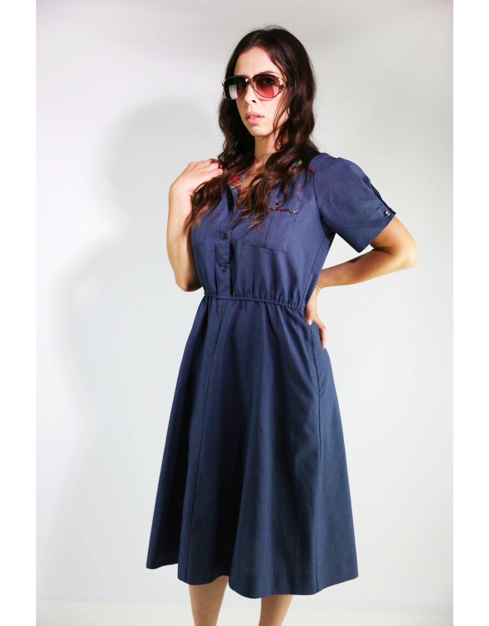 1970's Navy Utilitarian Dress