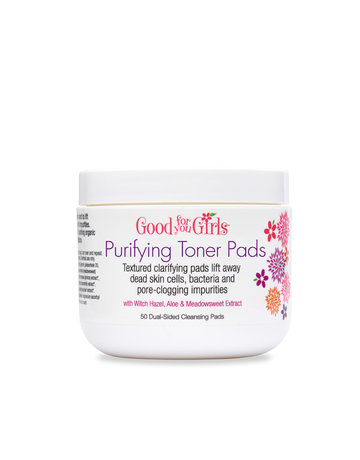Good For You Girls Pore Cleansing Pads - Pack of 50