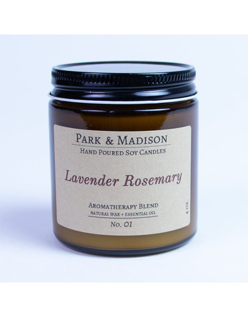 Park and Madison Lavender Rosemary
