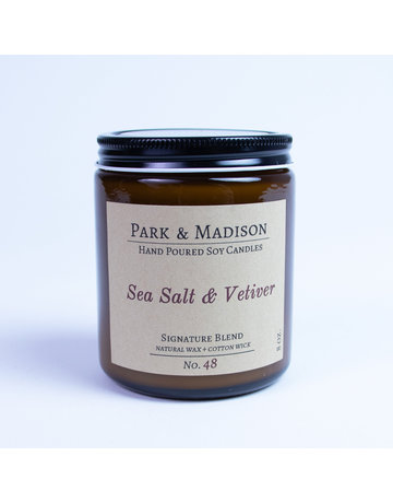 Park and Madison Sea Salt & Vetiver