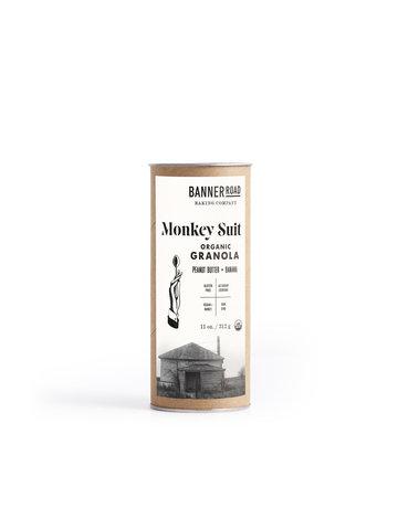 Banner Road Monkey Suit Granola - 11 oz.