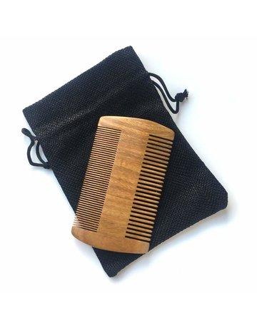 Beard Organics Natural Sandalwood Beard Comb