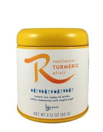 Bija Bhar Resilience Turmeric Elixir Tin - 15 Servings Tin