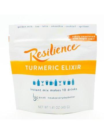 Bija Bhar Resilience Turmeric Elixir Pouch - 10 Servings Pouch