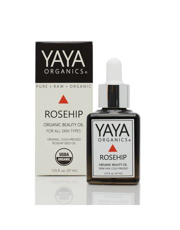 Yaya Organics Face Oil Rosehip - 1.25 oz.