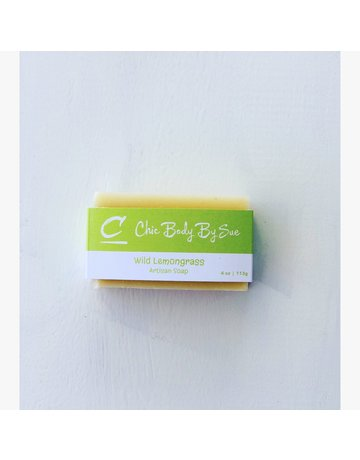 Chic Body by Sue Wild Lemongrass - 4 oz.