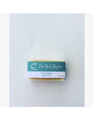 Chic Body by Sue Chic Prairie - 4 oz.