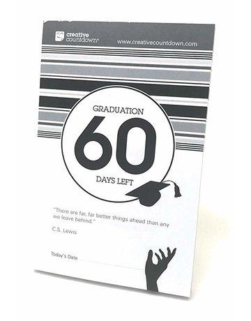 Creative Countdown 60-Day Countdown to Graduation
