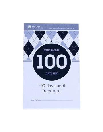 Creative Countdown 100-Day Countdown to Retirement