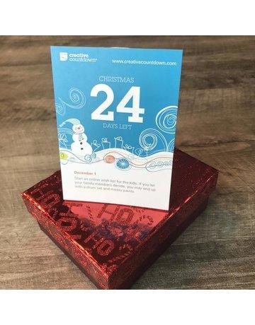 Creative Countdown 24-Day Countdown to Christmas