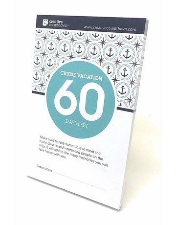 Creative Countdown 60-Day Countdown to Cruise