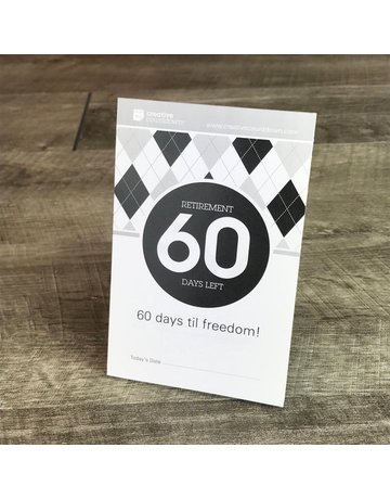 Creative Countdown 60-Day Countdown to Retirement